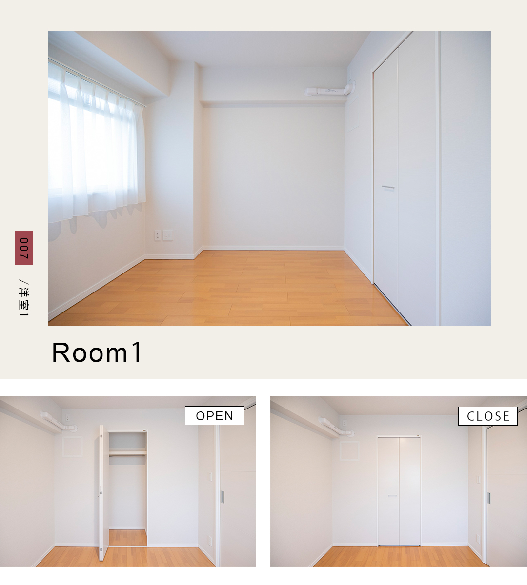 007,洋室1,Room1,,,,,,,,