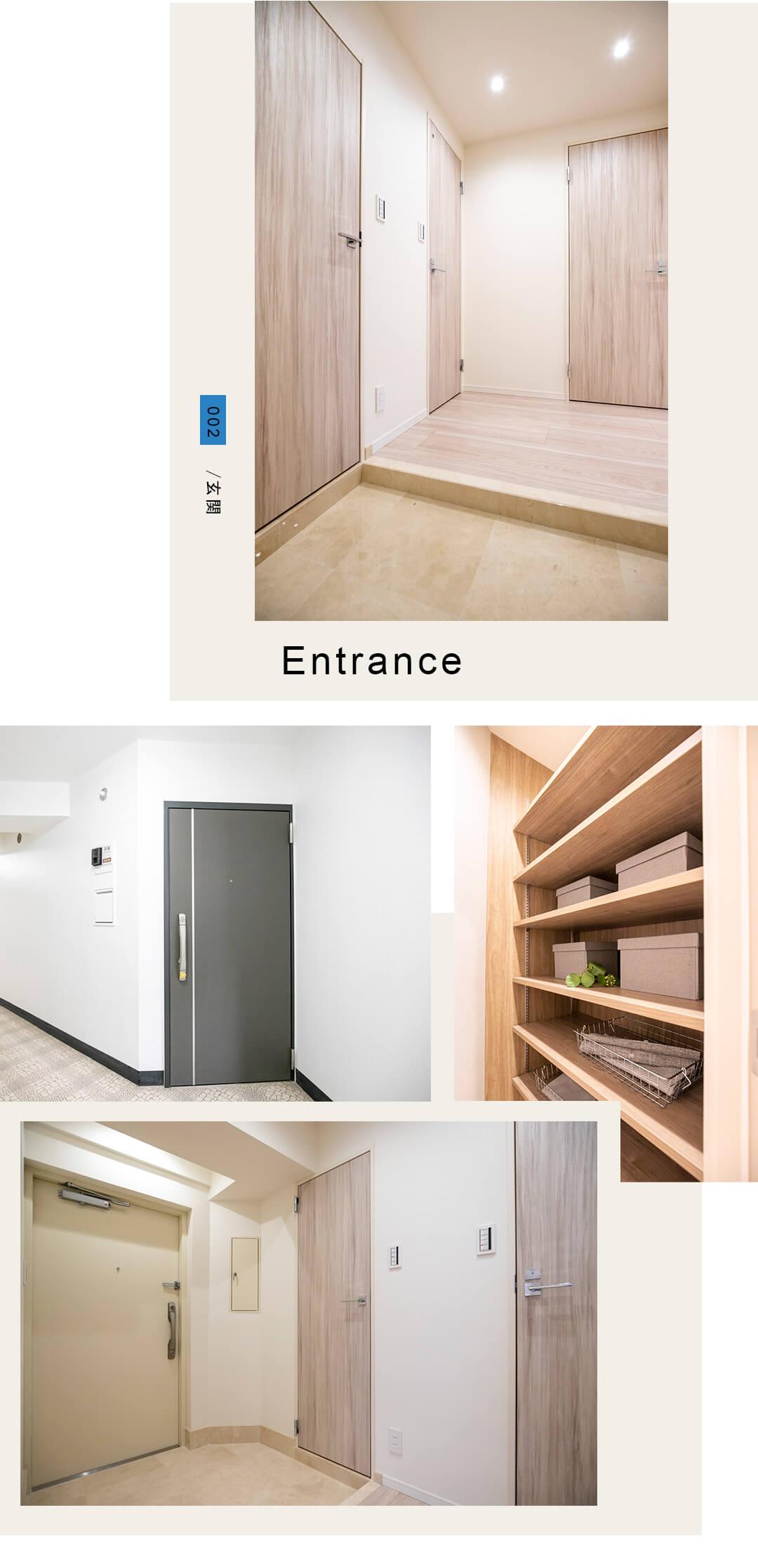 002.Entrance,玄関
