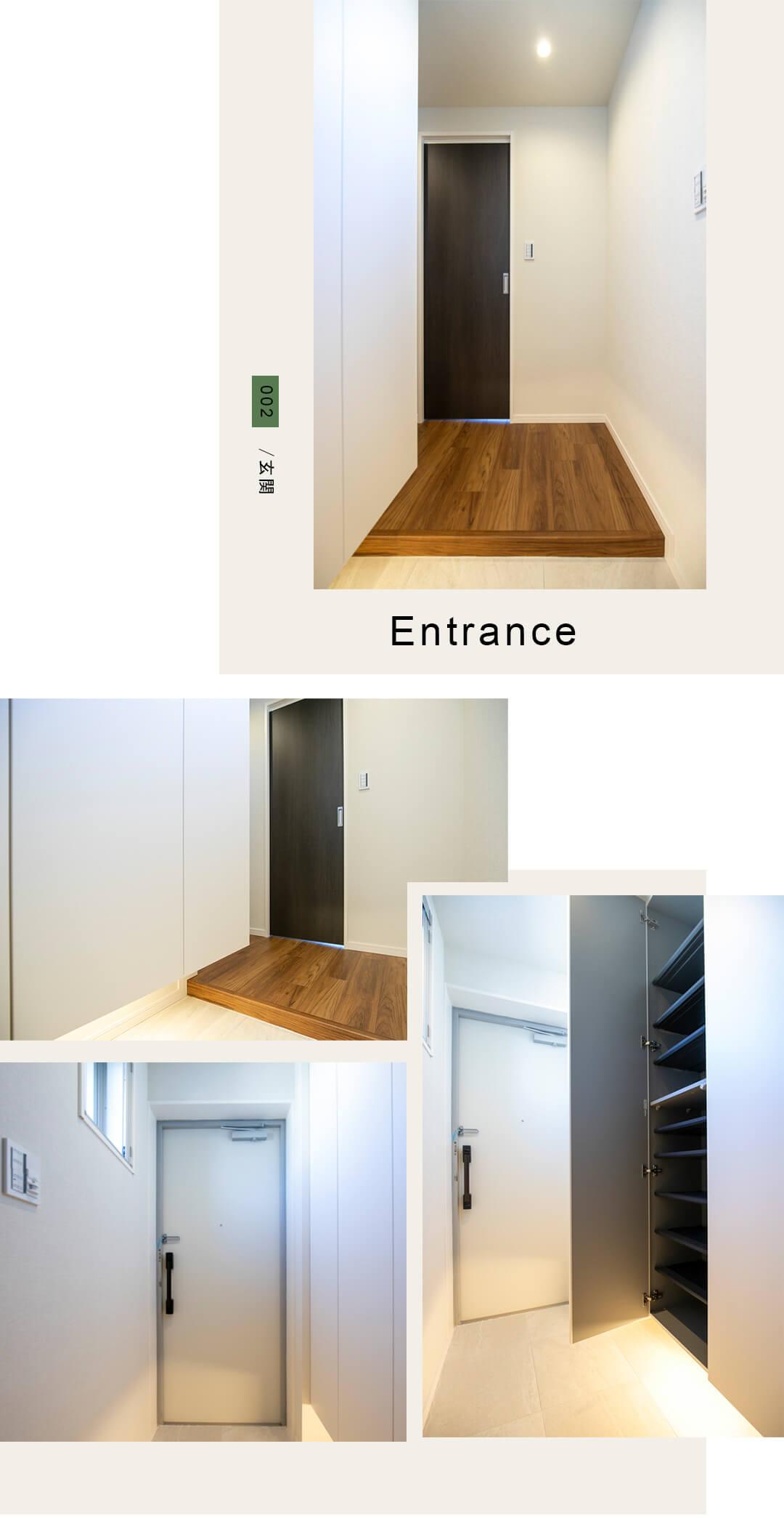 002,Entrance.玄関