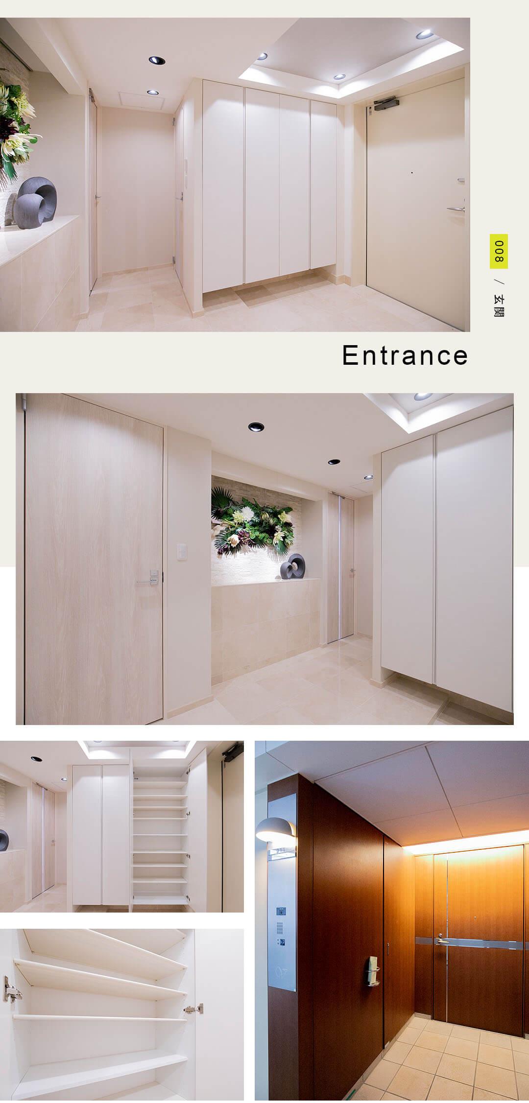 品川Vタワーの玄関