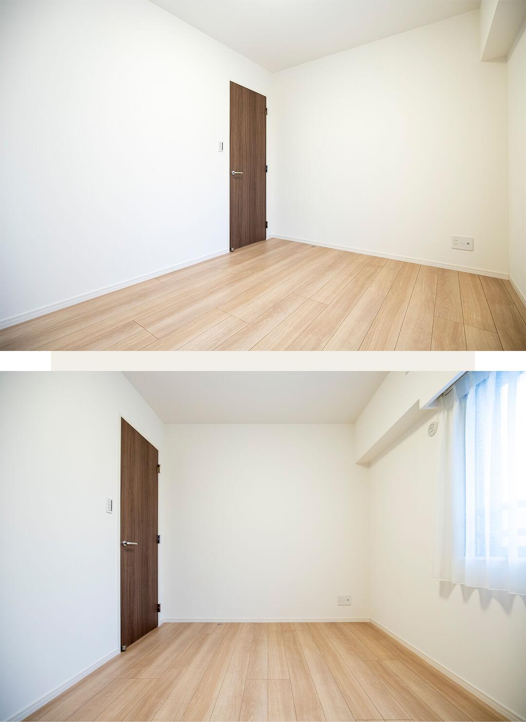 フラッツ上野入谷南公園の洋室2