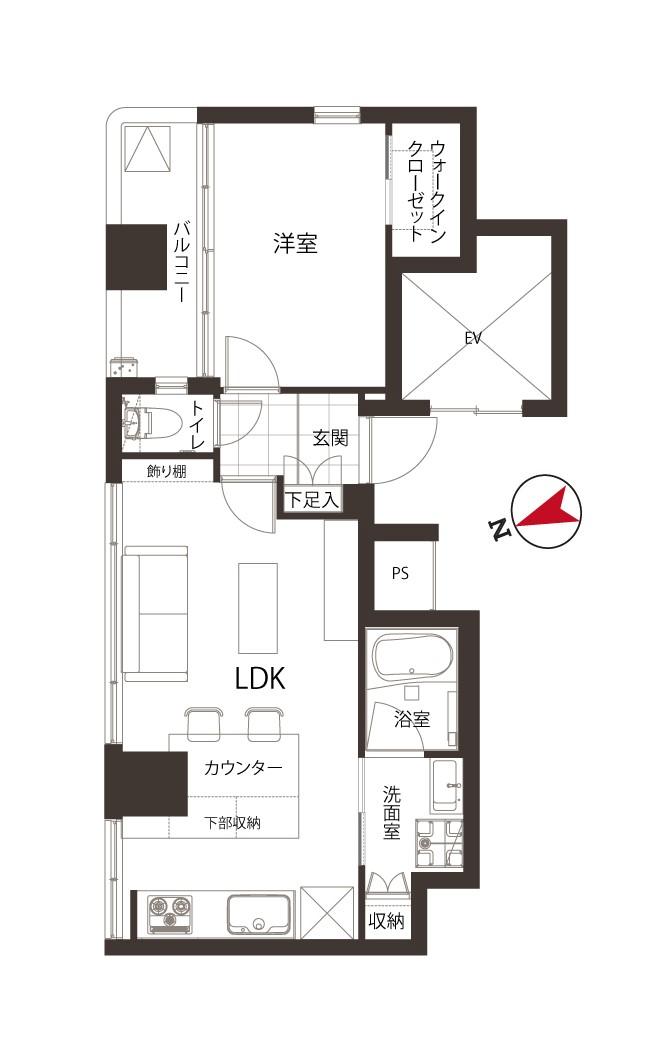 【more quickly】蔵前 3駅3路線利用可、旬な下町エリア