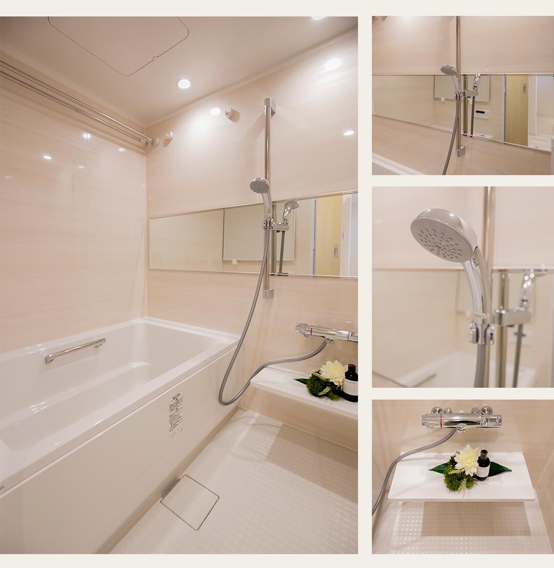 ステイツ菊川の浴室