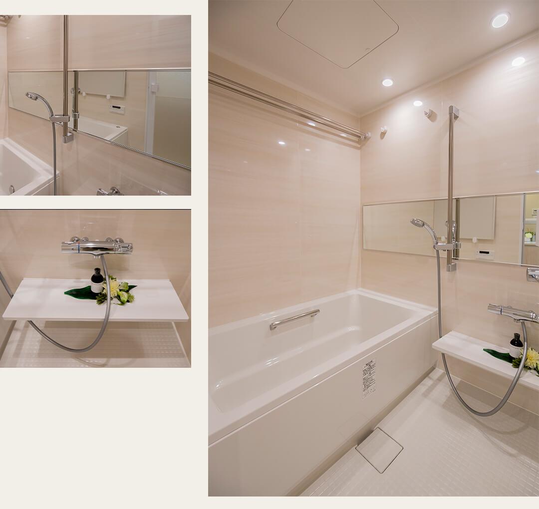ダイナシティ南阿佐ヶ谷の浴室