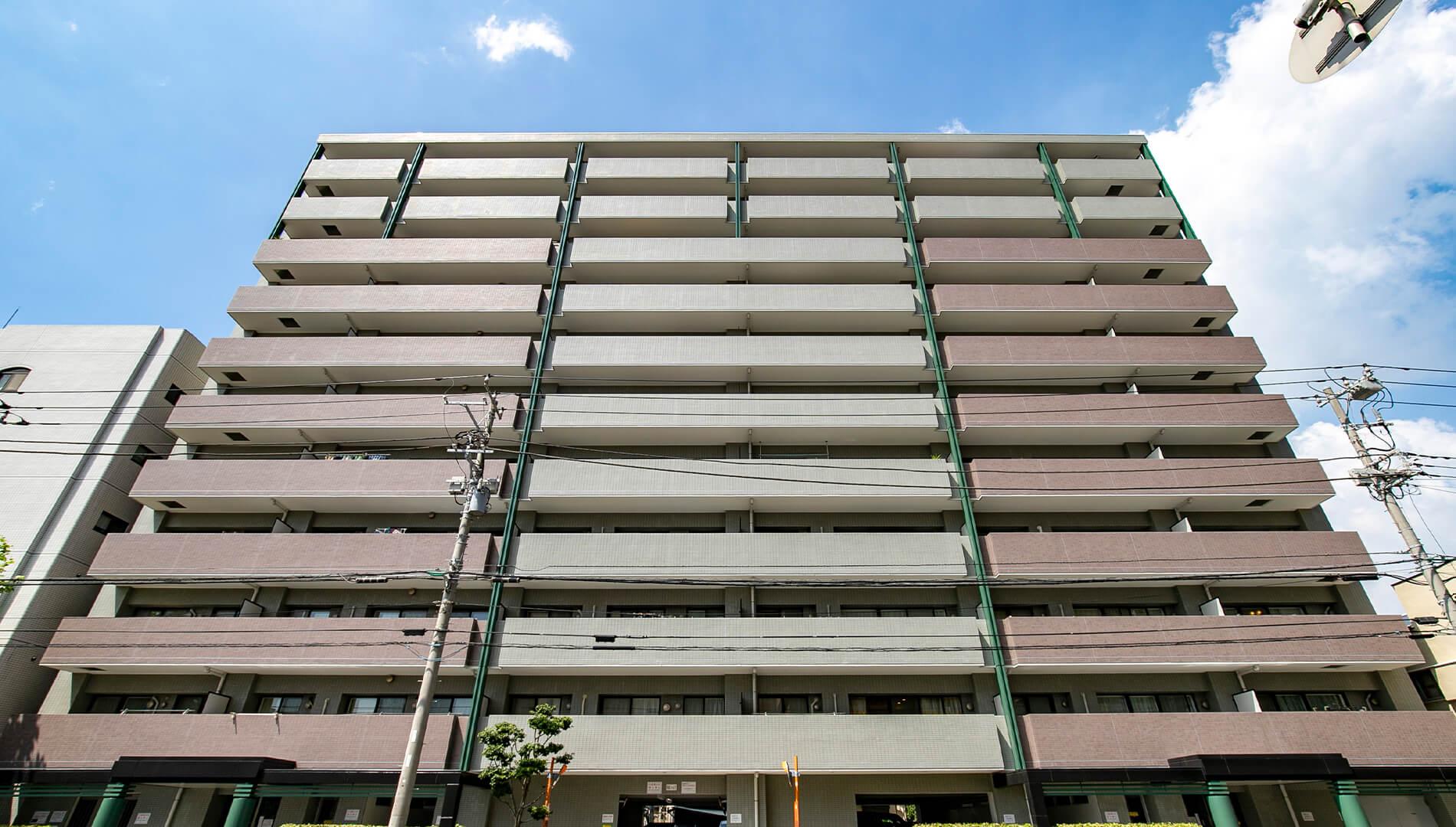 阪東橋 立地も陽当たりも良い部屋
