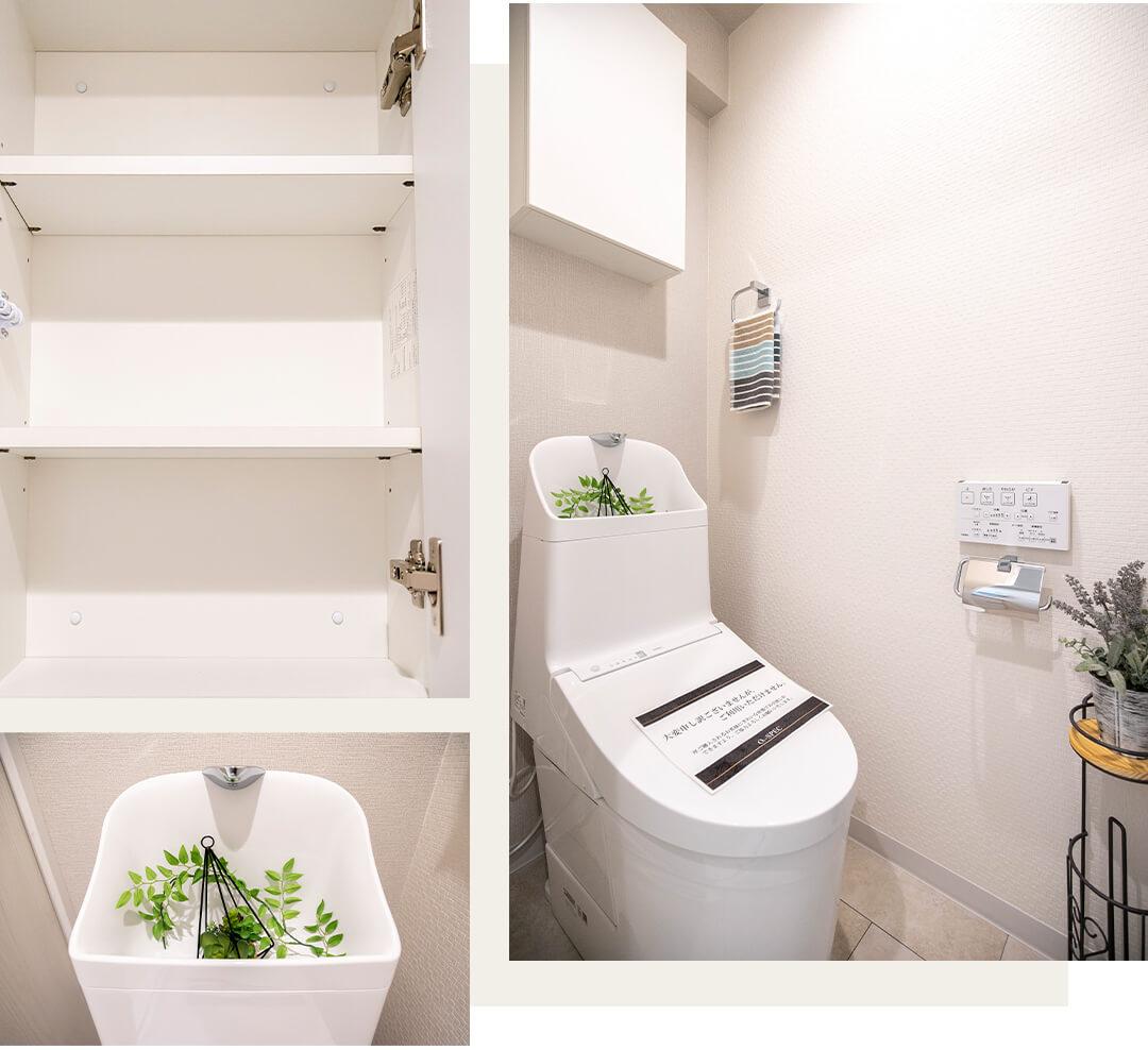 池袋ダイカンプラザのトイレ