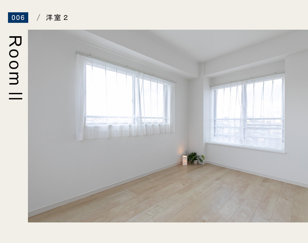 マイキャッスル蒲田Ⅲの洋室2