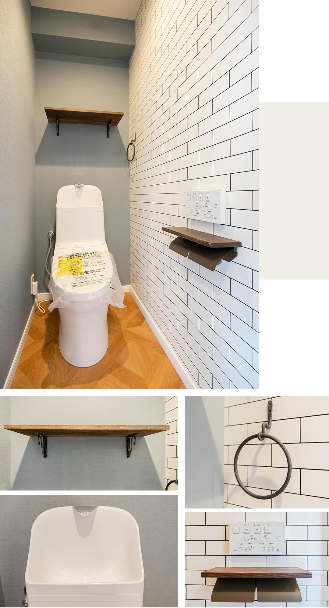 幡ヶ谷YMビルのトイレ