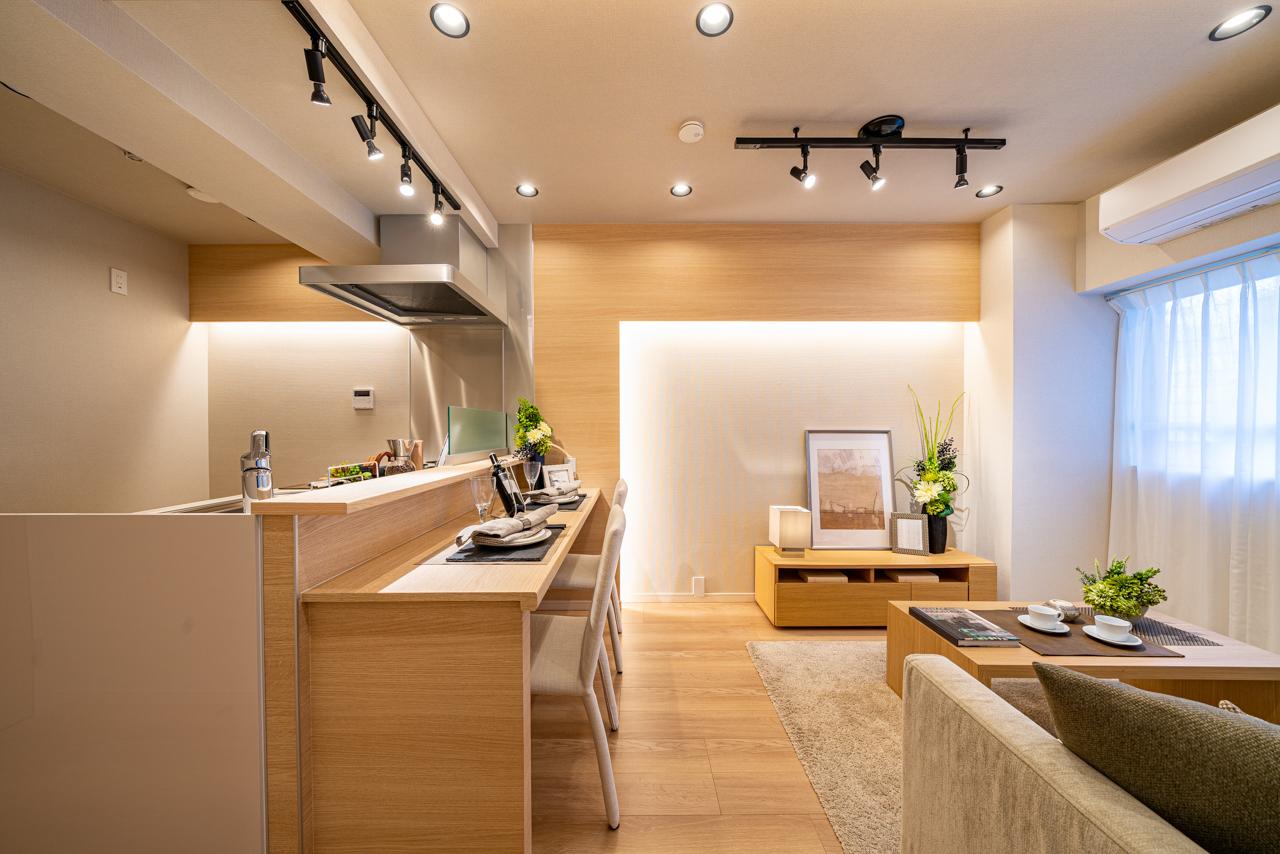 若松河田 駅近で便利、過ごしやすい部屋
