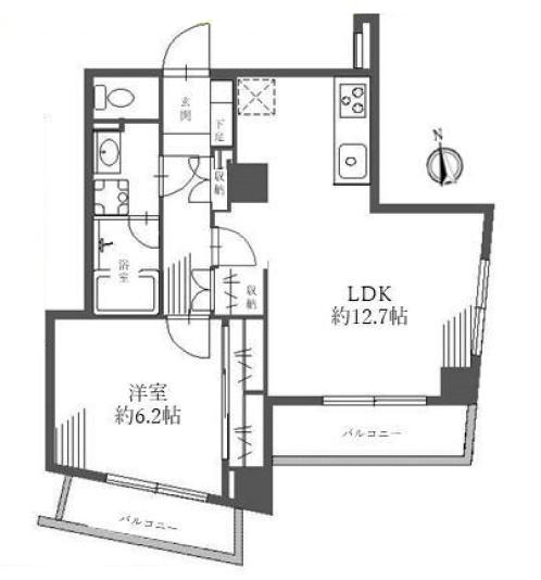 DOM経堂マンション 明るい部屋で、便利な暮らし