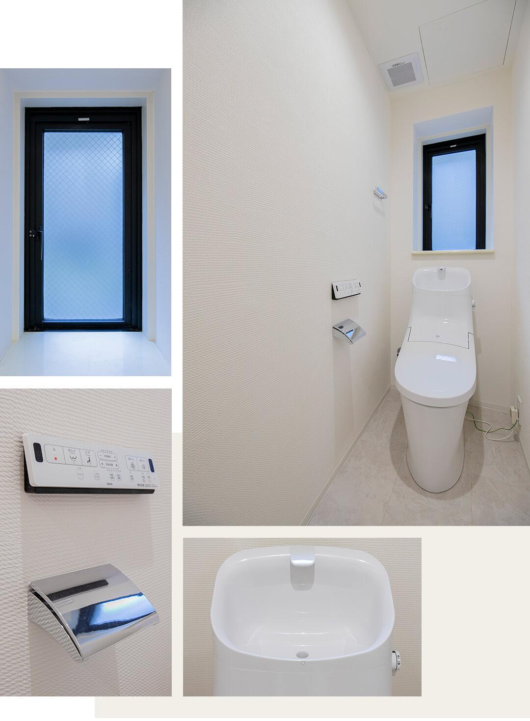 コスモセシオン目黒のトイレ