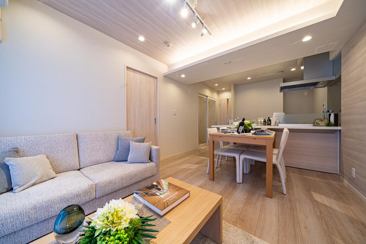 飯田橋 全居室に窓つきの心地よい家