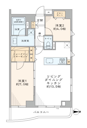 小川町 6駅から徒歩10分以内の好立地な部屋