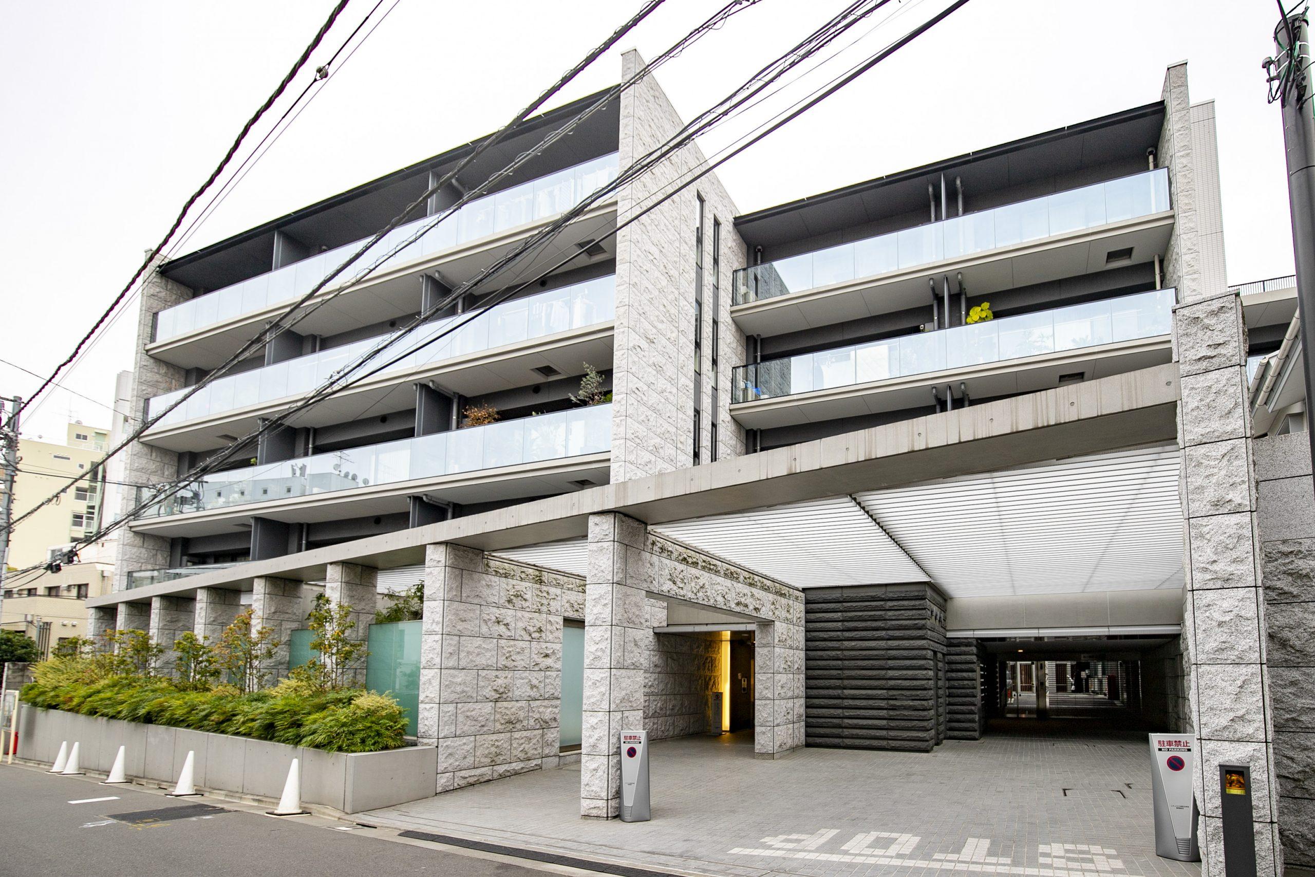 シティハウス神宮北参道