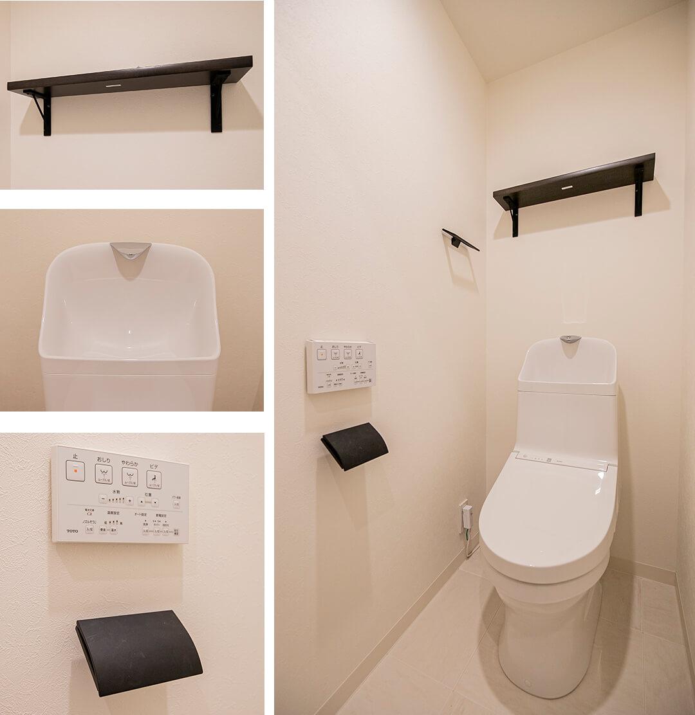 小田急コアロード杉並・富士見ヶ丘のトイレ