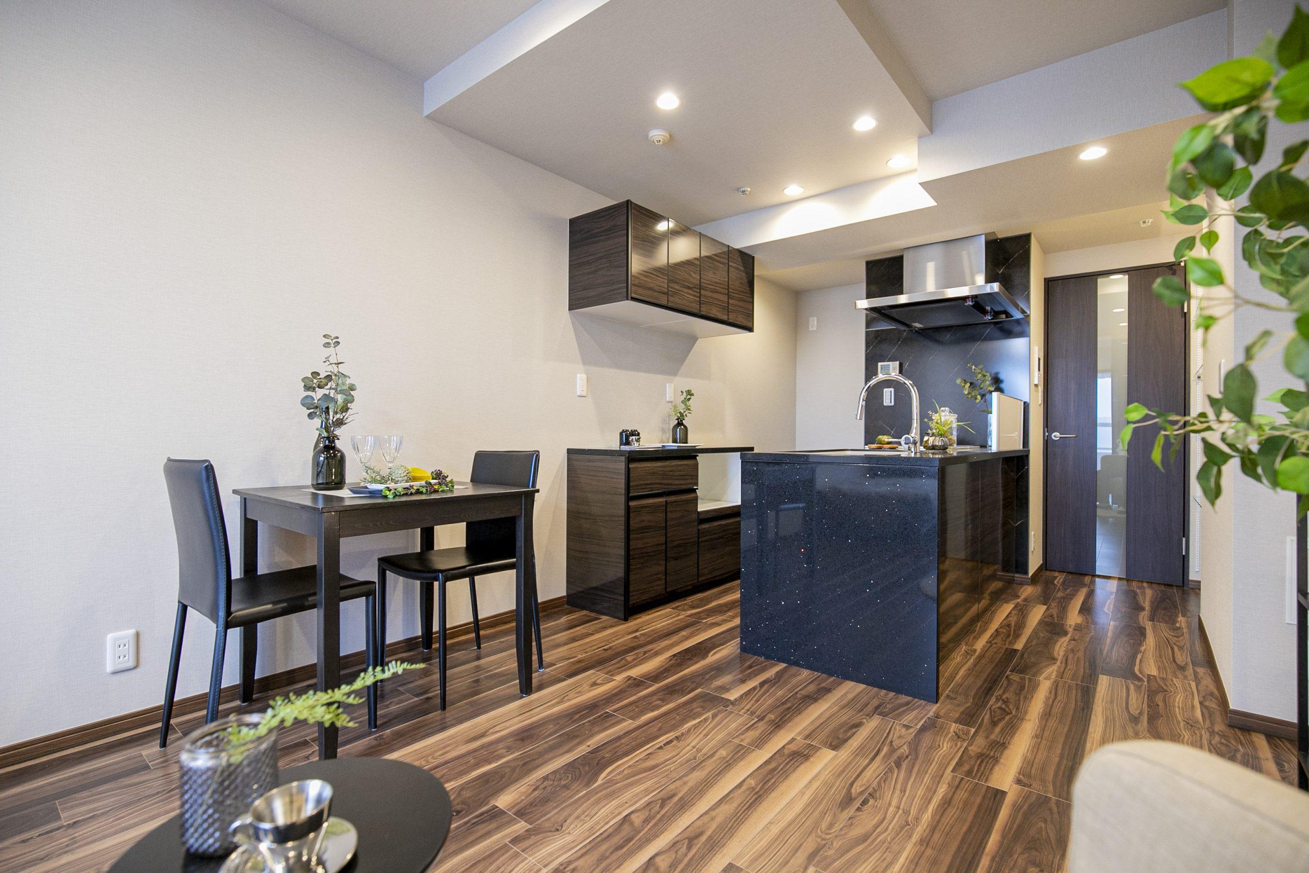 代官山 豊さの幅を広げるキッチン