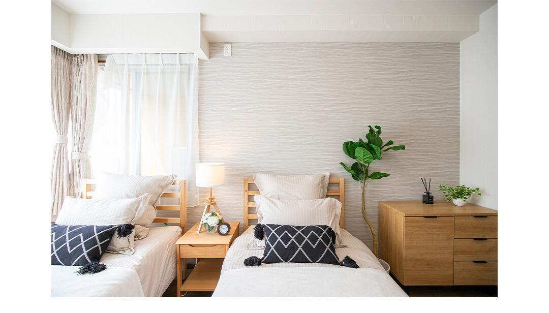 グランドメゾン目黒南の寝室1