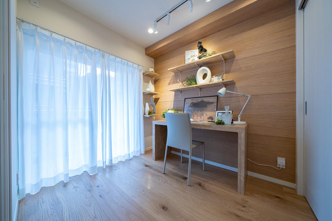 恵比寿 魅力的な街と、落ち着く部屋