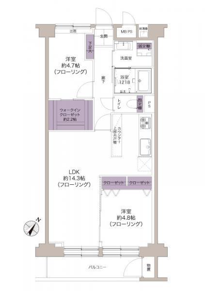藤和高輪台コープ アクセスが良い立地に住む