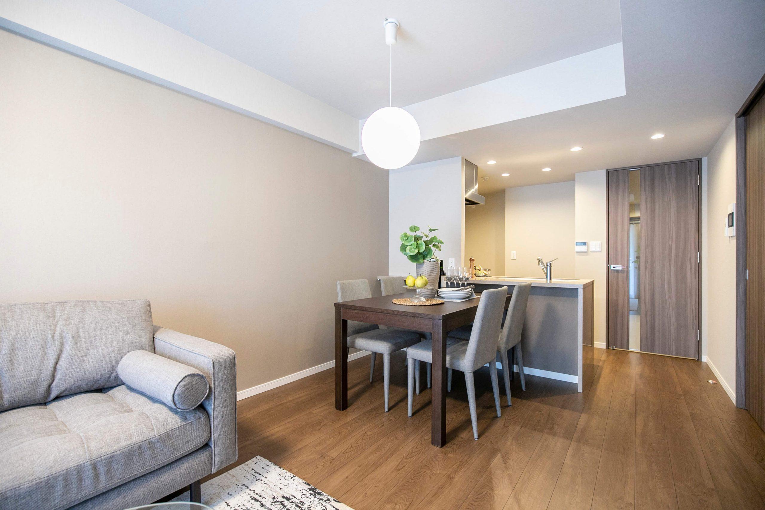 荻窪 収納豊富で暮らしやすい部屋