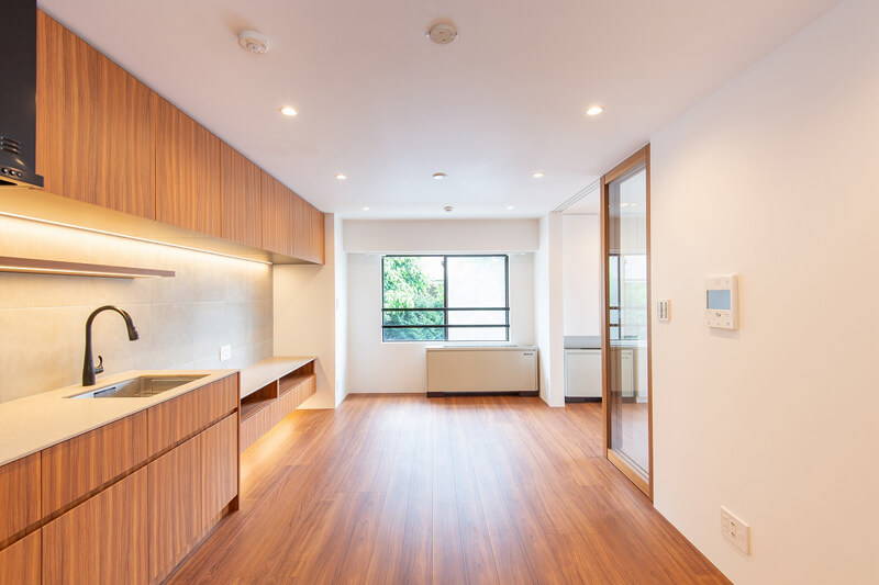 参宮橋 セレクトショッププロデュースのデザイン性の高いお部屋