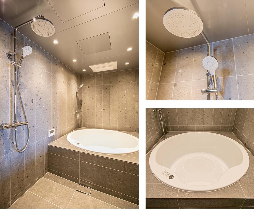 グランドメゾン南青山の浴室