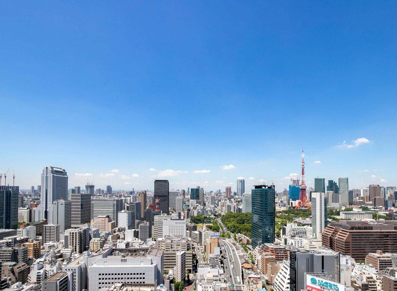 クレストプライムタワー芝 東京タワーを目の前に
