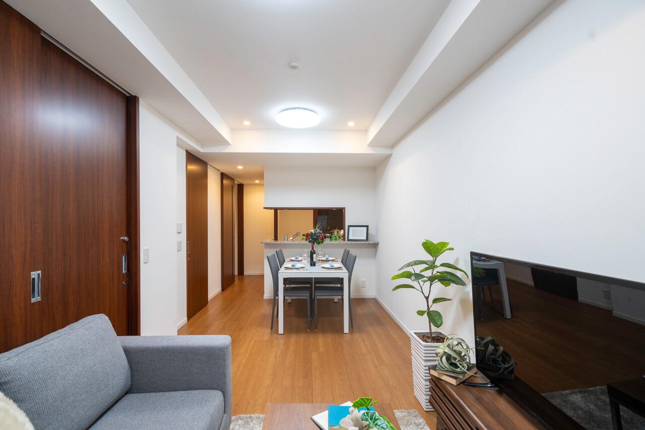 白金台レジデンス 充実したセキュリティと設備が魅力の優美なマンション