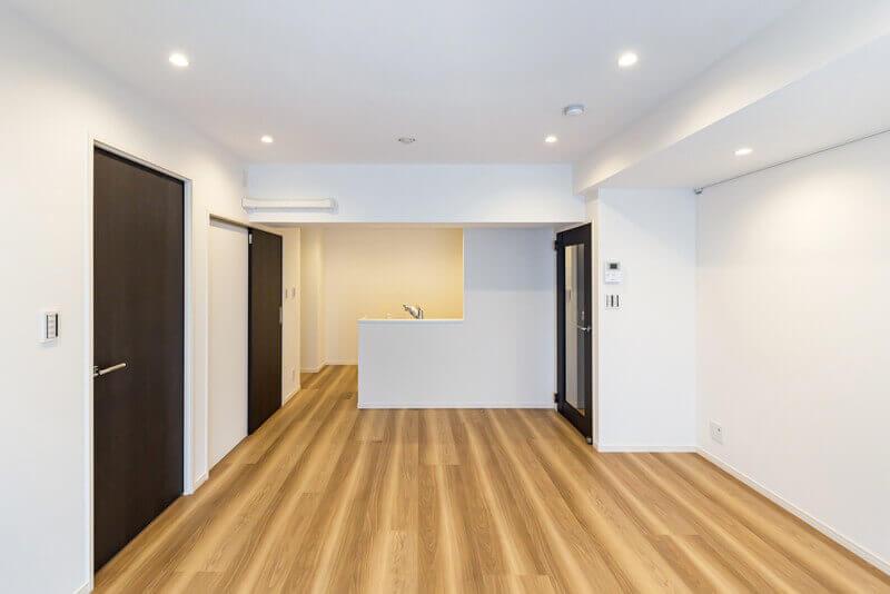 経堂 全居室南向きのワイドスパン設計