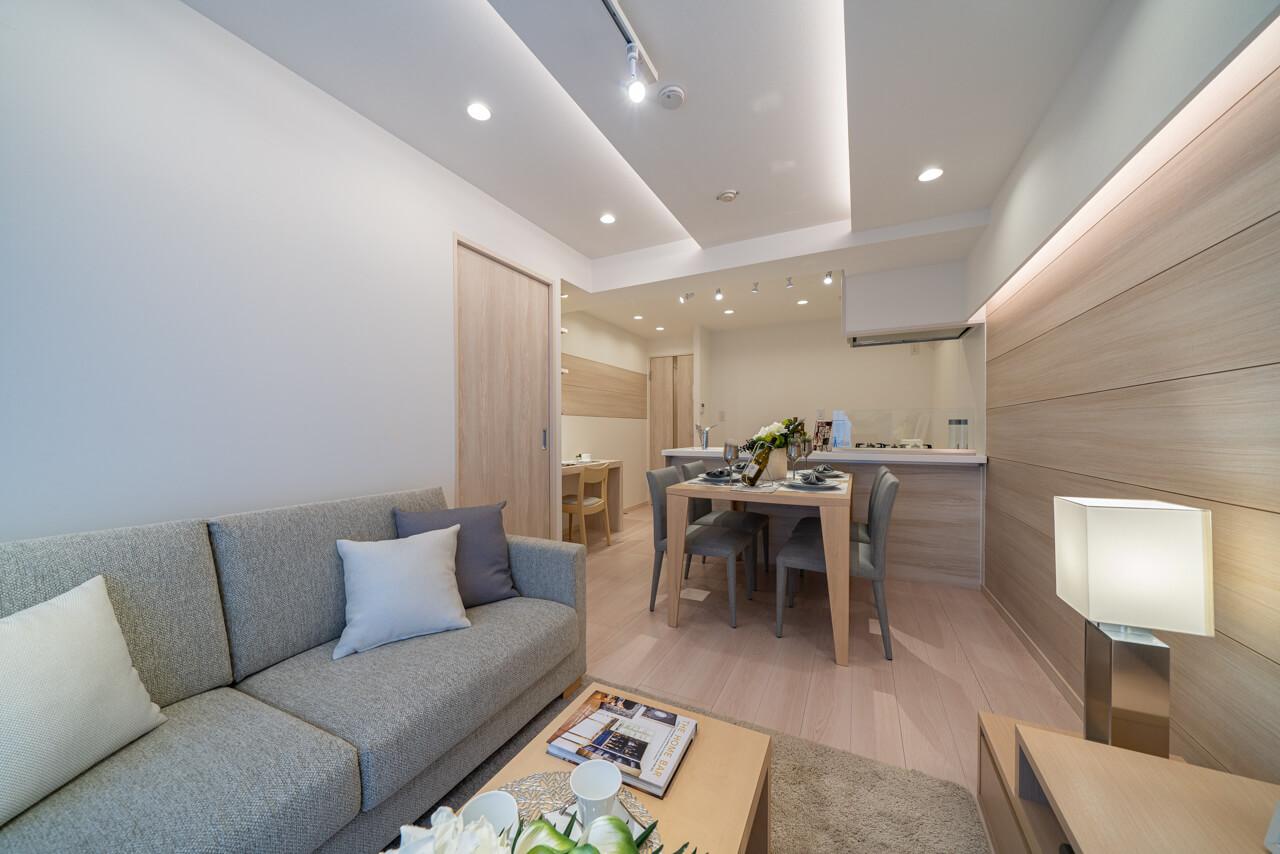 五反田 駅近で事務所利用もできる部屋