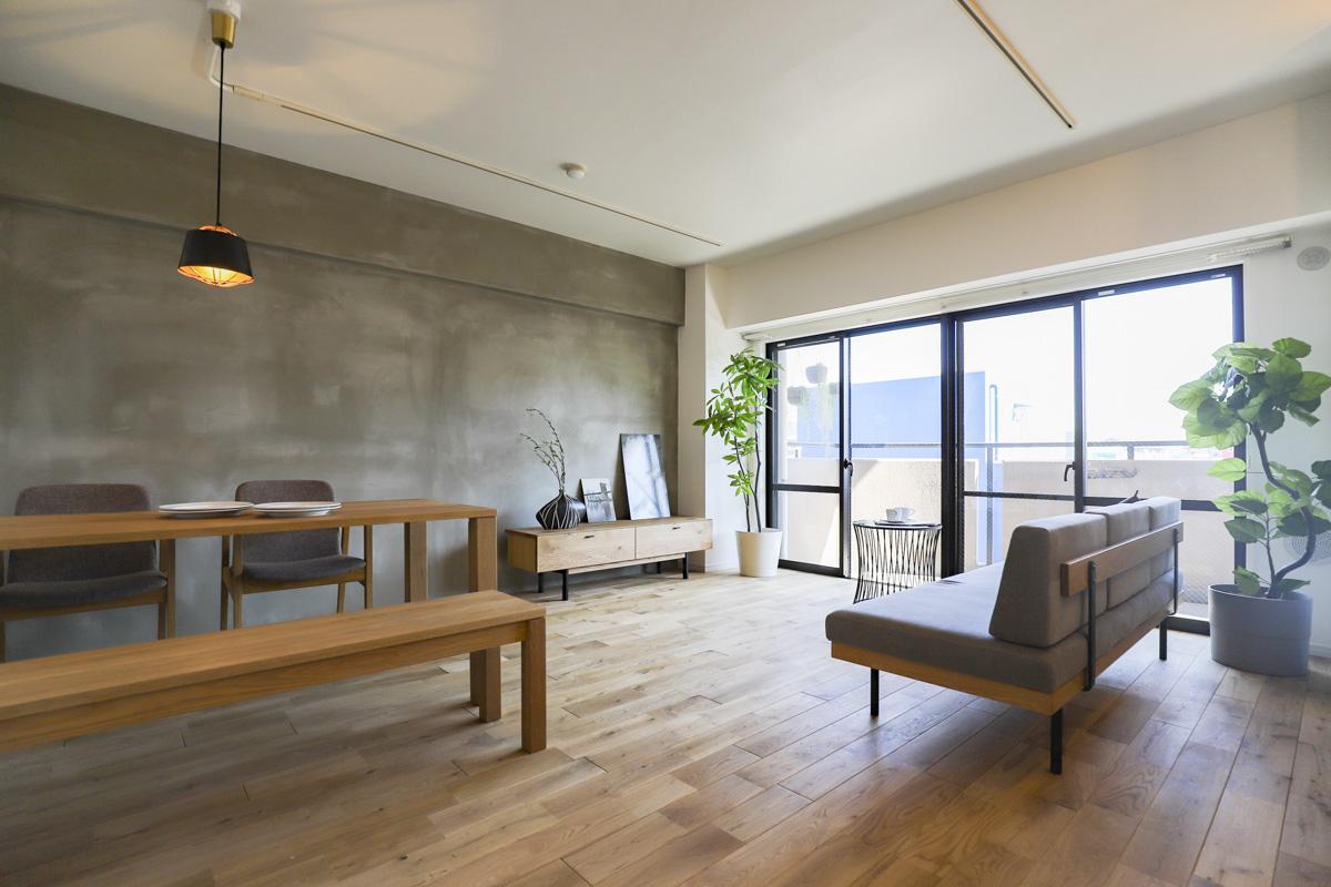 おしゃれな部屋ってどんな床?床材の選び方とリノベーション事例