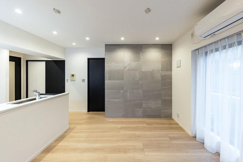 武蔵小山 風が通るオープンな部屋
